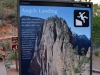 Angels Landing : attention danger